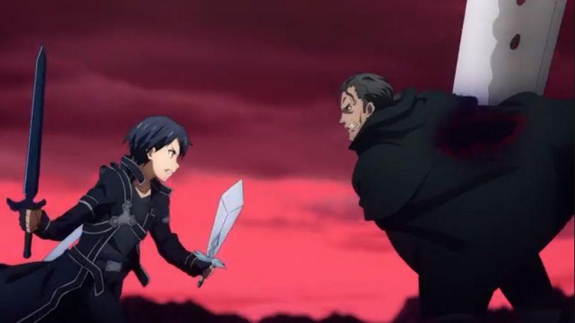 短くなる青薔薇の剣